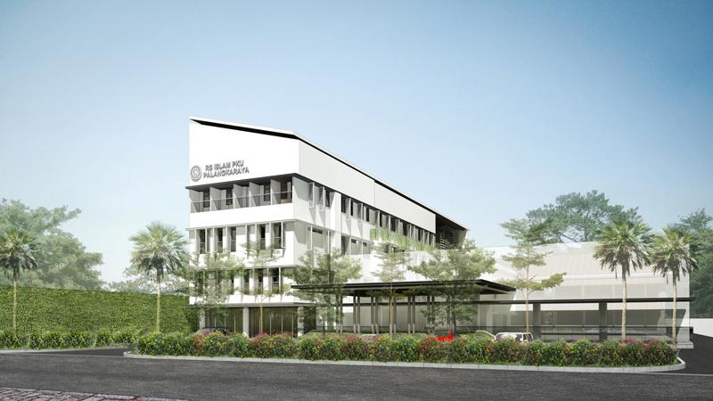 PKU Hospital building exterior