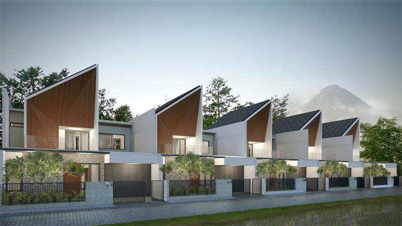 Pakem Residence building exterior