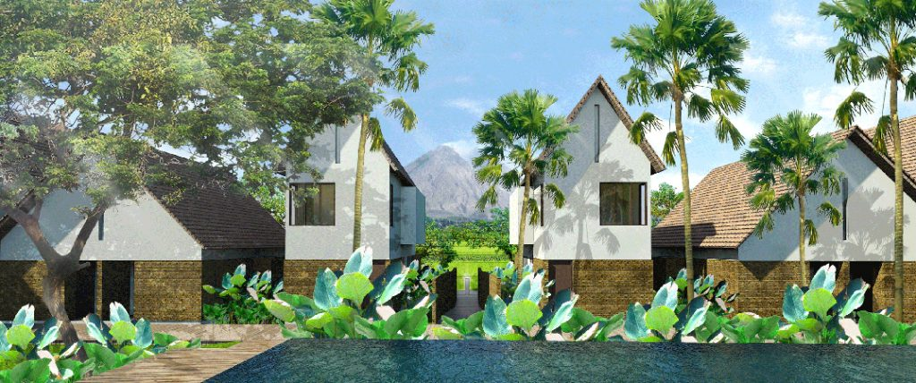 Astani Villas building exterior