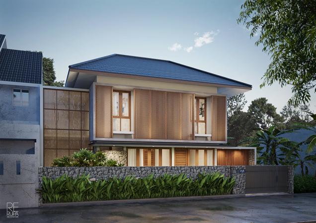 Mr. AS House - Yogyakarta