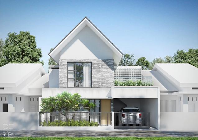 Mr. HRA House - Yogyakarta