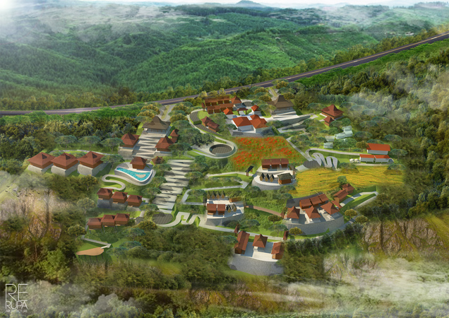 Java Village Resort and Resto - Purwokerto